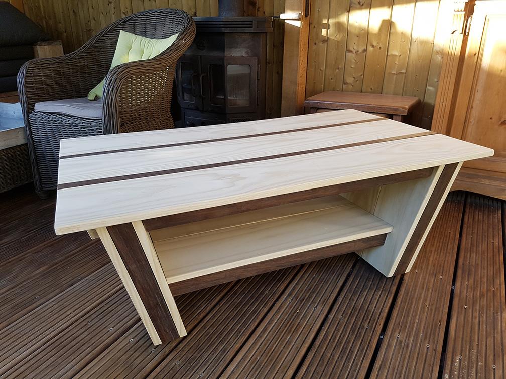 Timmerwerk & Meer | Salontafel met bamboe